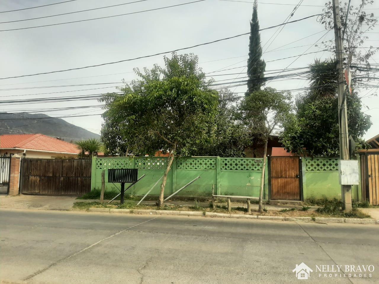 Se Vende Terreno en calle Las Higueras, Machali