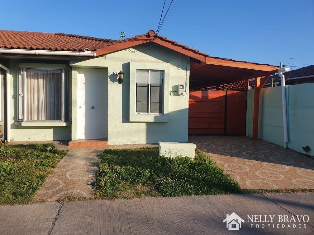Se vende hermosa casa en Condominio Lomas de Machali, Machali